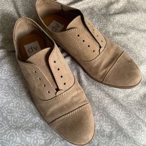 New Faux Suede Women's Loafers
